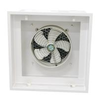 Quality BFU Powder Coating Steel Hepa Filter Terminal Box With Fan / Blower Filter Unit for sale