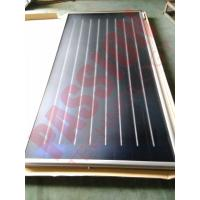 Quality Simple Flat Plate Solar Collector Solar Thermal Panel For Residential Solar Water Heater for sale