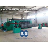 Quality High Speed Automated Gabion Machine Hexagonal Wire Mesh Production Line 4300mm for sale