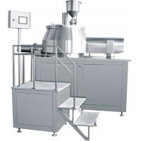 Buy cheap High Speed Wet Granulator Machine , Food Mixing Equipment 1.2 - 3.0mm Granule Size from wholesalers