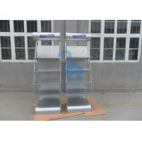 Buy Durable Supermarket Metal Display Racks And Stands For Vegetable Selling at wholesale prices