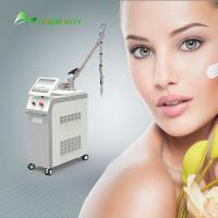 Buy cheap Q-switch nd yag laser carbon peeling /nd yag laser tattoo removal machine from wholesalers