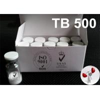 Quality Pharmaceutical Human Growth Hormone Peptide TB-500 Anti Inflammatory for sale
