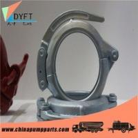 Buy cheap Concrete Pump Pipe Clamp Coupling from wholesalers