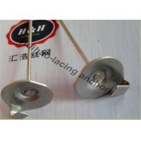 Quality SS304 Insulation Fixing Pins With Hooks 14GaX114mm For Insulation Blankets for sale