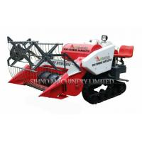 Quality Crawler Type Rice and Wheat Combine Harvester, for sale