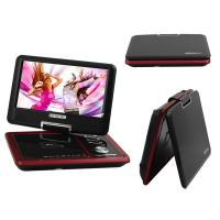 Buy 10 Inch Portable DVD player with printing cover and TV, Games, Radio Functions at wholesale prices