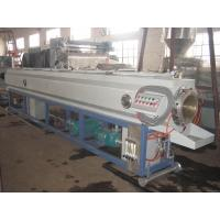 Buy Automatic control PE Pipe Extrusion Machine PCC smart modular at wholesale prices