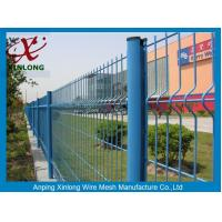 Quality High Anti Corrosion Wire Mesh Horse Fencing , Garden Wire Fencing Green Color for sale