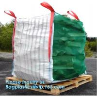 Quality Bulk Jumbo Bag Polypropylene Woven For Sand Cement Coal Minerals for sale