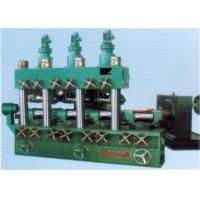 Buy Steel Pipe Straightening Machine With Double Drive Rotary Tube at wholesale prices