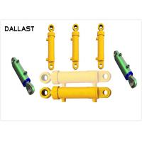 Buy cheap Mid Pressure Loader Farm Hydraulic Cylinders Double Acting Welded Agricultural Trucks from wholesalers