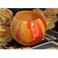 Quality Flowers Decoration Hanging Glass Candle Holders Dome Pyrex Glassware for sale