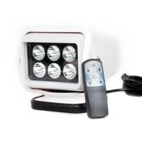 Quality 30W Rechargeable Led Work Light 12V Battery Power Wireless Remote Control Type for sale