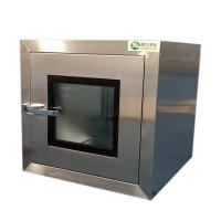 Quality Ordinary 600*600*600mm Cleanroom Pass Box for sale