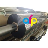 Buy PET Metalized Polyester Film Thermal Laminating Film for Paper Lamination at wholesale prices