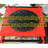 Buy cheap Moving skates dollies produced by FINER lifting tools from wholesalers