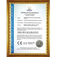Guangzhou Rich Machinery Manufacturing Co.Limited Certifications