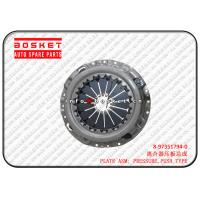 Buy cheap 8-97351794-0 8973517940 Push Type Pressure Plate Assembly Suitable For ISUZU NPR 4HK1 from wholesalers