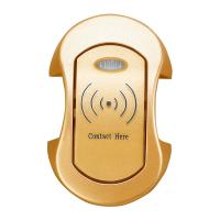 Quality Gold RFID Electronic Card Cabinet / Card Lock for Sauna Bathroom SPA Room for sale