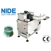 Quality Stator Wedge inserting machine for multi sizes stator production for sale