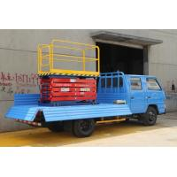 Quality Vehicle Mounted Hydraulic Aerial Work Platform 1m - 9m Height For Engineering Rescue for sale