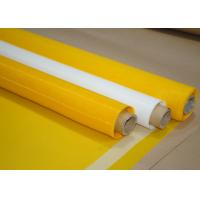 Quality Electronics Printing Polyester Screen Mesh NSF Test With Monofilament Materials for sale