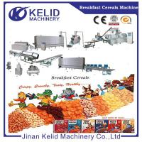 Quality Multi-function corn flakes Puffed corn snacks making machine for sale