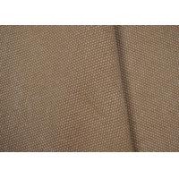 Quality Pilling Resistance Washed Cotton Fabric Anti - Cracking For Traveling Bags for sale
