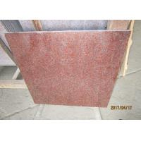 Quality Rubi Red Imperial Red Granite Tiles Stone Polished High Hardness from India for sale