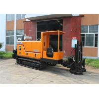 Quality 180rpm Rotary Speed HDD Drilling Machine 20 Ton For Laying Pipelines for sale