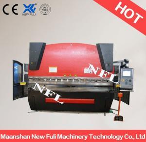 Buy WC67K-63t/3200 CNC press break, Hydraulic press break, Hydraulic NC press break at wholesale prices