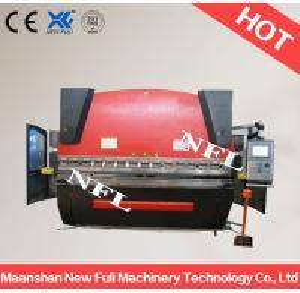 Buy WC67K-80t/3200 CNC press break, Hydraulic press break, Hydraulic NC press break at wholesale prices
