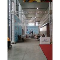 Quality Span 18m aluminum stage truss  300mm x 300mm strong laoding capacity  for trade show for sale