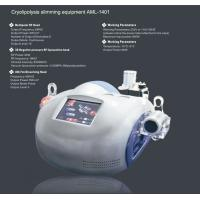 Buy cheap Cryolipolysis Frozen Fat Dissolving from wholesalers