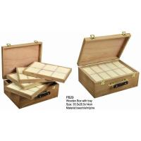 Quality Recycling Art Storage Containers With Four Tray 35.5 X 26.5 X 14cm Size for sale