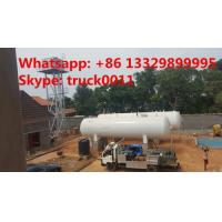 Quality 50m3 China cheapest price domestic lpg gas tank for sale, high quality 25tons above ground lpg gas storage tank for sale for sale