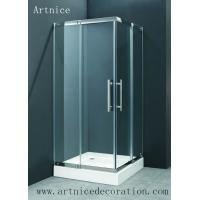 Quality tempered glass for shower room , shower room tempered glass screen,shower cabin,shower room with sliding door for sale