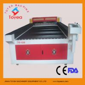 China CO2 metal & non-metal laser cutting machine with W8 reci laser tube Ruida control system  TYE-1530S on sale