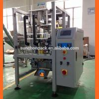 Buy Automatic Liquid Packaging Machine , Automatic Beverage Drink Packing Machine at wholesale prices