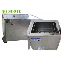 Quality 280L Stainless Steel Soak Tank / Heated Dip Tank With Lifting System for sale