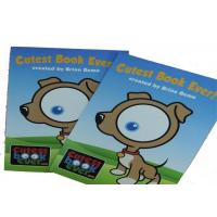 Quality 4 color Childrens Offset Book Printing  for sale
