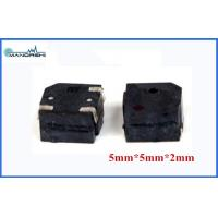 Buy LCP Passive SMD Piezo Buzzer / Low Voltage Buzzer Electromagnetic Loud Voice Piezo at wholesale prices