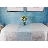 Quality Super Soft Biodegradable Disposable Paper Tablecloth For Party Decoration for sale