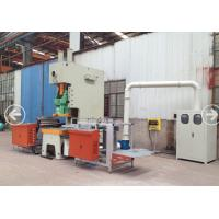 Buy Complete Production Line Aluminum Foil Container Machine Press Feeding Machine , at wholesale prices