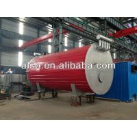 Quality Steel Tube Thermal Oil Boiler Replacement For Chemical , 1.6 Mpa Pressure for sale