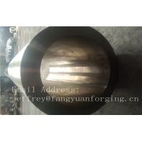 Quality JIS 316 304 316L 304L Carbons Stainless Steel Sleeve Cylinder Forging for sale