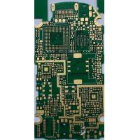 Quality HDI PCB / Mobile Phone PCB of 6 Layer with Immersion Gold (CTE-043) for sale