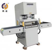 Buy cheap C Type Hydraulic Press Die Cutting Machine With Double Station For Soft Material from wholesalers