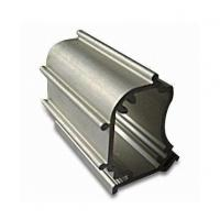 Quality Mill Finished Aluminum Extrusion Profiles , T4 Industrial Electrical Shell for sale